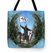 Norman Crusader Tote Bag