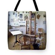 Norman Rockwell Studio Tote Bag