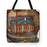 Norman Soldiers 11th Century Tote Bag