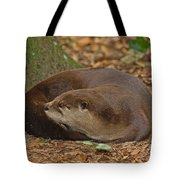 North American River Otter Tote Bag