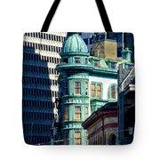 North Beach Victorian - San Francisco Tote Bag