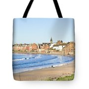 North Berwick Tote Bag by Tom Gowanlock
