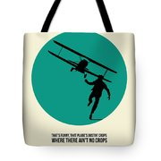 North By Northwest Poster 1 Tote Bag by Naxart Studio