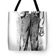 North Carolina Carpenter Tote Bag