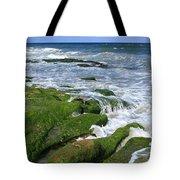 North Carolina Coastal Rocks Tote Bag