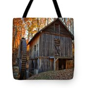 North Carolina Grist Mill Photo Tote Bag