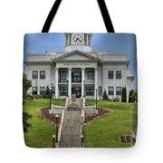 North Carolina Jackson County Courthouse Tote Bag