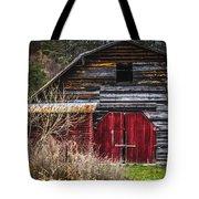 North Carolina Red Door Barn Tote Bag