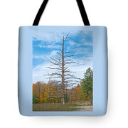 North Country Byway Tote Bag