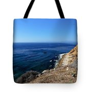 North From Palos Verdes Tote Bag