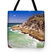 North Gorge Stradbroke Island Tote Bag
