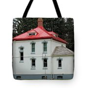 North Head Lighthouse Keepers Quarters Tote Bag