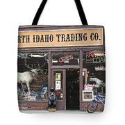 North Idaho Trading Company Tote Bag