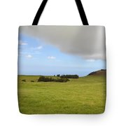 North Kona Greenscape Tote Bag