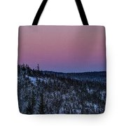 North Of Superior Tote Bag