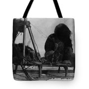 North Pole Sewing, C1909 Tote Bag