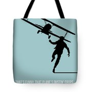 North Poster 3 Tote Bag by Naxart Studio