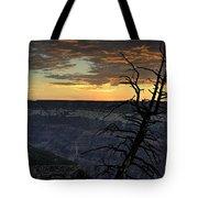 North Rim Dawn Tote Bag