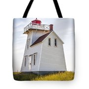 North Rustico Lighthouse Tote Bag