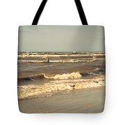 North Sea Coastal Line 1. Holland Tote Bag