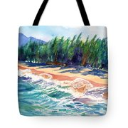North Shore Beach 2 Tote Bag