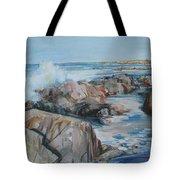North Shore Surf Tote Bag