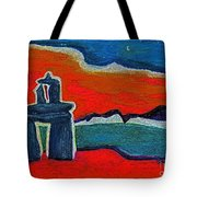 North Story Inukshuk By Jrr Tote Bag