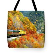 North To Crawford Notch Tote Bag