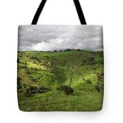 North West - Along Cressbrook Dale Tote Bag