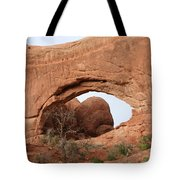 North Window  Arches Park Tote Bag