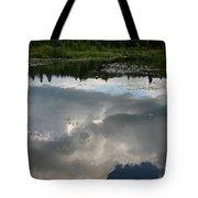 North Woods Tote Bag
