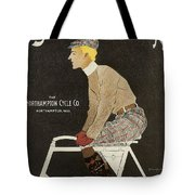 Northampton Cycle 1899 Tote Bag