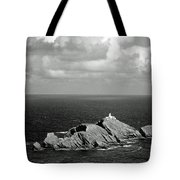 Northern Lighthouse Tote Bag