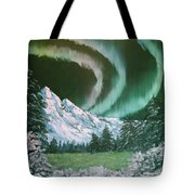 Northern Lights - Alaska Tote Bag