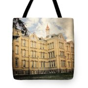 Northern Michigan Asylum Tote Bag