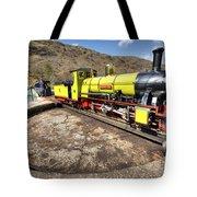 Northern Rock At Dalesgarth Tote Bag