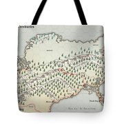 Northern Territories Tote Bag
