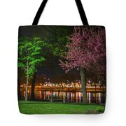Northfield At Night Tote Bag