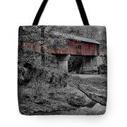 Northfield Falls Bridge Tote Bag