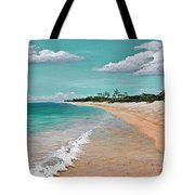 Northshore Oahu  Tote Bag by Darice Machel McGuire