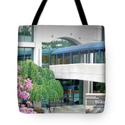 Northside Alpharetta Medical Campus A . First View Tote Bag