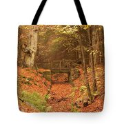Northumberland, England  A Creek Tote Bag
