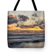 Northumbrian Coast Tote Bag