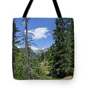 Northwest Frontier Tote Bag