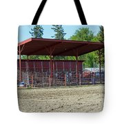 Northwest Rodeo Time Tote Bag