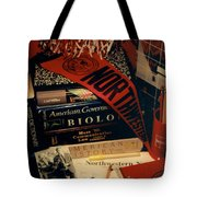 Northwestern Memories Tote Bag