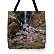 Norvan Falls Tote Bag by James Wheeler