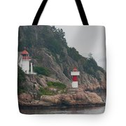 Norway Lighthouse 2 Tote Bag
