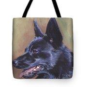 Norwegian Buhund Tote Bag