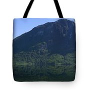Norwegian Countryside Panorama Tote Bag